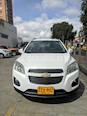 Foto venta Carro usado Chevrolet Tracker 1.8 LS (2015) color Blanco precio $41.000.000