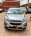 Foto venta Carro Usado Chevrolet Tracker 1.8 LT Aut  (2015) color Plata precio $41.000.000