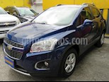 Foto venta Carro usado Chevrolet Tracker 1.8 LT Aut  (2014) color Azul precio $40.900.000