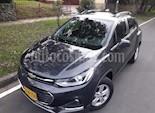 Foto venta Carro usado Chevrolet Tracker 1.8 LT Aut  (2018) color Gris Mercurio precio $61.900.000
