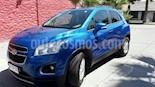 Foto venta Auto Usado Chevrolet Tracker 1.8L LT (2015) color Azul precio $8.400.000