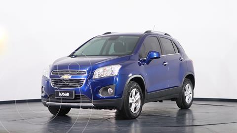 Chevrolet Tracker LTZ 4x2 usado (2017) color Azul precio $2.230.000
