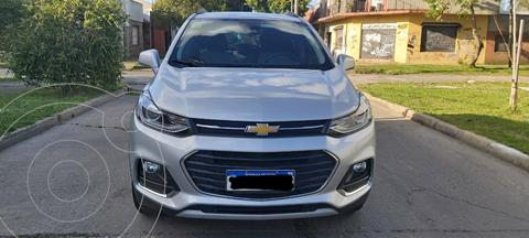 Chevrolet Tracker LTZ + 4x4 Aut usado (2018) color Gris Carbono precio $2.690.000