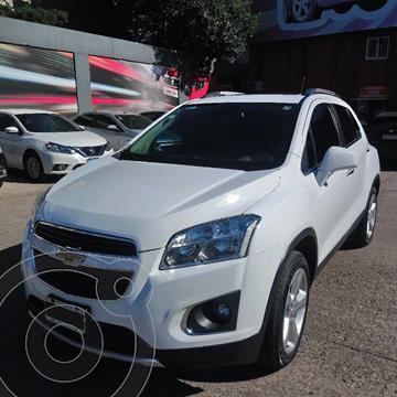 Chevrolet Tracker LTZ + 4x4 Aut usado (2015) color Blanco precio $2.260.000