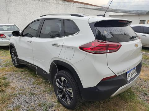 Chevrolet Tracker 1.2 Turbo Aut Premier usado (2021) color Blanco Summit precio $3.450.000