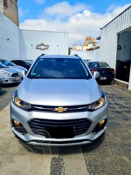Chevrolet Tracker Premier 4x2 usado (2018) color Plata Switchblade precio $3.099.900