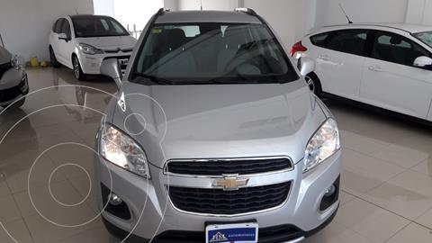 Chevrolet Tracker LTZ 4x2 usado (2015) color Gris Carbono financiado en cuotas(anticipo $1.100.000)