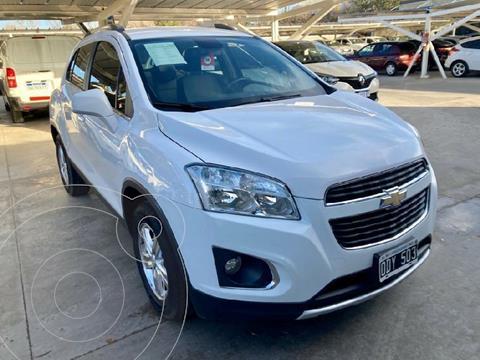 Chevrolet Tracker LTZ 4x2 usado (2014) color Blanco precio $1.785.000