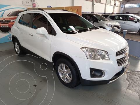 Chevrolet Tracker Ltz 4 X 2 usado (2014) color Blanco precio $1.840.000