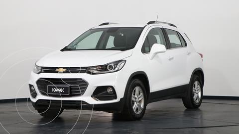 Chevrolet Tracker LTZ 4x2 usado (2018) color Blanco Summit precio $2.610.000