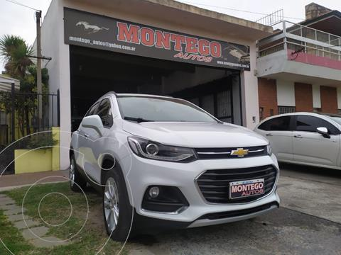 Chevrolet Tracker Premier + 4x4 Aut usado (2019) color Blanco Summit precio $2.650.000
