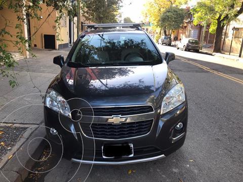 Chevrolet Tracker LTZ 4x2 usado (2013) color Gris Carbono precio $1.350.000