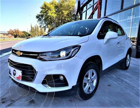 Chevrolet Tracker 1.8 FWD LTZ MT 4x2 usado (2019) color Blanco precio $2.650.000