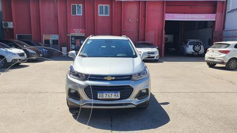 Chevrolet Tracker LTZ 4x2 2016/2017 usado (2017) color Gris Claro precio $1.830.000