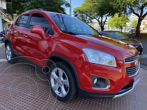 Chevrolet Tracker LTZ + 4x4 Aut usado (2015) color Rojo precio $2.189.990