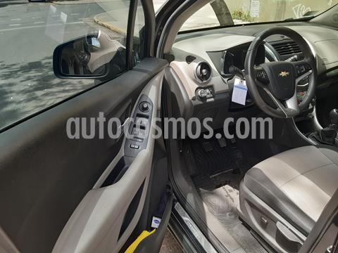 Chevrolet Tracker LTZ 4x2 usado (2015) color Negro precio $1.400.000