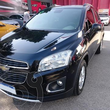 Chevrolet Tracker LTZ 4x2 usado (2016) color Negro precio $2.150.000