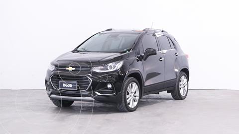 Chevrolet Tracker LTZ 4x4 Aut usado (2018) color Negro precio $2.850.000
