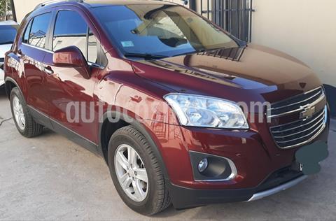 Chevrolet Tracker LTZ 4x2 usado (2016) color Rojo Victoria precio $1.450.000