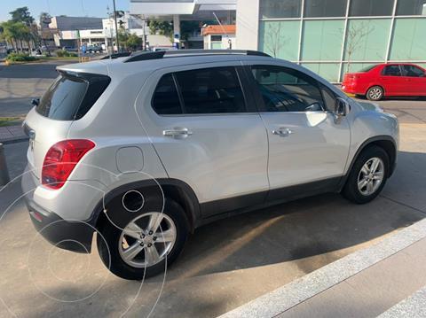 Chevrolet Tracker LTZ 4x2 usado (2015) color Gris financiado en cuotas(anticipo $850.000 cuotas desde $48.500)