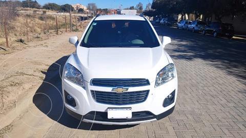 Chevrolet Tracker LTZ 4x2 usado (2014) color Blanco precio $1.850.000