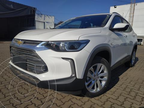 Chevrolet Tracker 1.2 Turbo Aut LTZ nuevo color Plata Switchblade precio $3.600.000