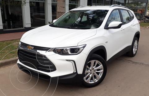 Chevrolet Tracker 1.2 Turbo nuevo color Blanco financiado en cuotas(anticipo $60.000 cuotas desde $25.122)