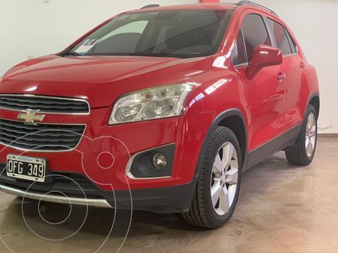 foto Chevrolet Tracker LTZ 4x2 usado (2014) color Rojo Victoria precio $1.290.000