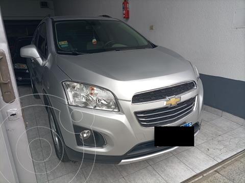 Chevrolet Tracker 1.8 FWD LTZ MT 4x2 usado (2016) color Gris precio $1.995.000