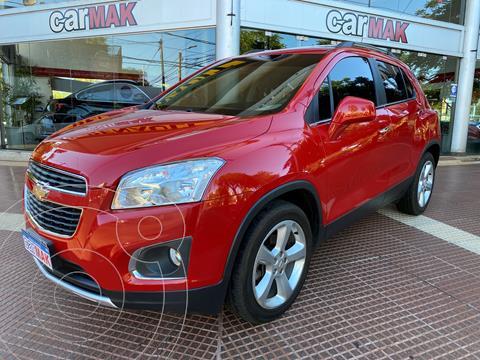 Chevrolet Tracker LTZ 4x4 Aut usado (2015) color Rojo precio $1.689.990