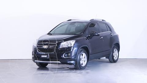 Chevrolet Tracker LTZ 4x2 usado (2015) color Negro precio $1.660.000
