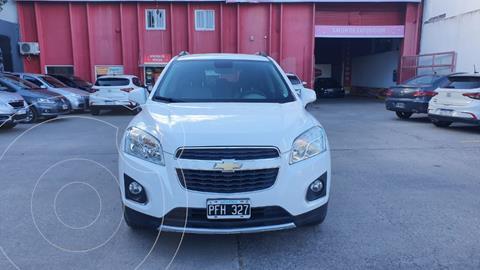 foto Chevrolet Tracker LTZ 4x2 usado (2016) color Blanco precio $1.780.000
