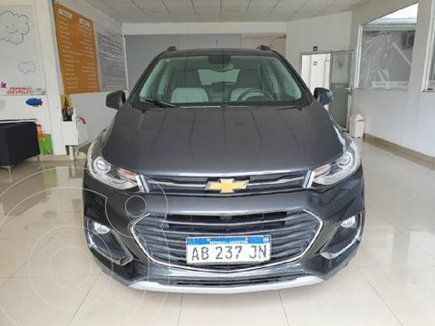 Chevrolet Tracker LTZ 4x2 usado (2017) color Gris Oscuro precio $2.470.000