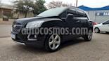 Chevrolet Tracker LTZ 4x4 Aut usado (2016) color Negro precio $1.680.000