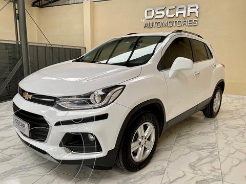 Chevrolet Tracker Premier 4x4 Aut usado (2019) color Blanco Summit precio $3.400.000