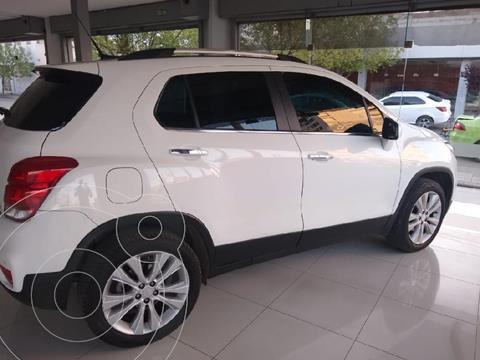 Chevrolet Tracker Premier + 4x4 Aut usado (2019) color Blanco precio $3.000.000