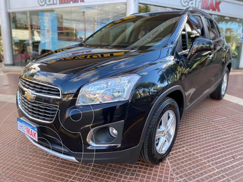 Chevrolet Tracker LTZ 4x2 usado (2015) color Negro financiado en cuotas(anticipo $1.170.000)