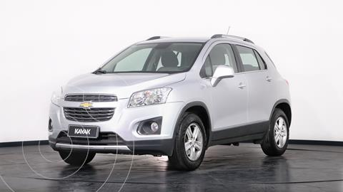 Chevrolet Tracker LTZ 4x4 Aut usado (2016) color Plata precio $2.270.000