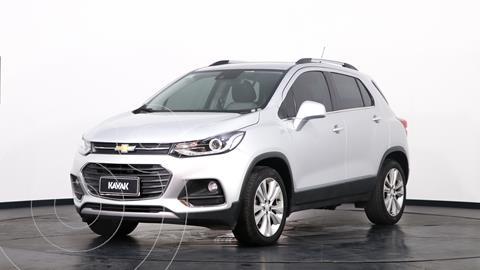 Chevrolet Tracker LTZ + 4x4 Aut usado (2018) color Plata precio $2.900.000