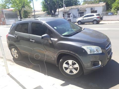 Chevrolet Tracker LTZ 4x2 usado (2014) color Gris financiado en cuotas(anticipo $980.000 cuotas desde $30.000)