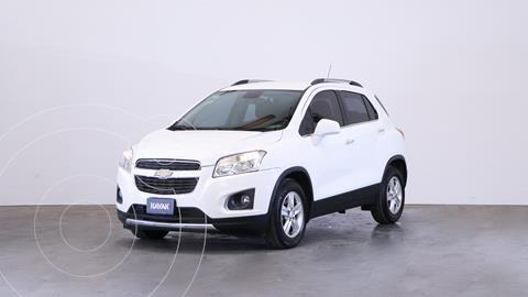 Chevrolet Tracker LTZ 4x2 usado (2015) color Blanco Summit precio $1.740.000