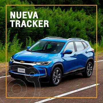 Chevrolet Tracker 1.2 Turbo nuevo color Plata Switchblade precio $2.900.000