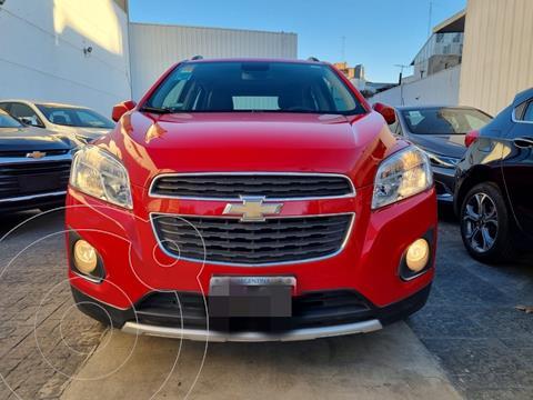 Chevrolet Tracker LTZ + 4x4 Aut usado (2014) color Rojo Victoria precio $1.649.000