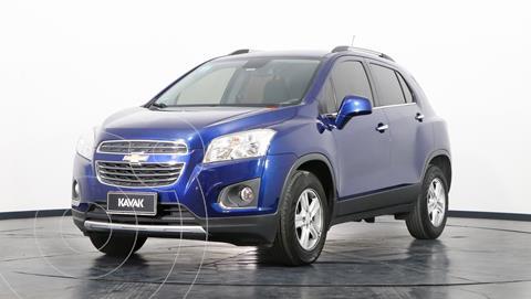 Chevrolet Tracker LTZ 4x2 usado (2016) color Azul precio $2.040.000