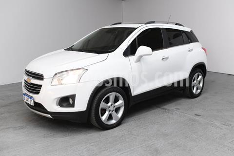 Chevrolet Tracker LTZ 4x4 Aut usado (2016) color Blanco precio $1.670.000
