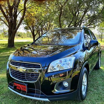 Chevrolet Tracker LTZ 4x2 usado (2015) color Negro precio $1.950.000
