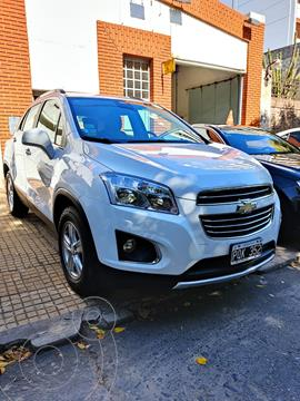 Chevrolet Tracker LTZ 4x2 usado (2016) color Blanco Summit precio $1.650.000