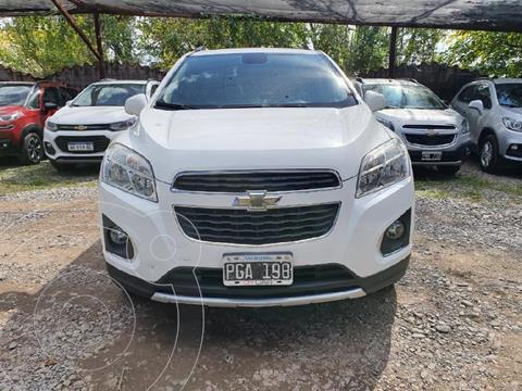 Chevrolet Tracker LTZ + 4x4 Aut usado (2015) color Blanco precio $2.170.000