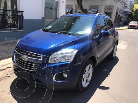 Chevrolet Tracker LTZ + 4x4 Aut 2016/2017 usado (2016) color Azul precio $1.680.000