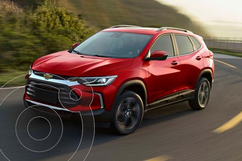 Chevrolet Tracker 1.2 Turbo nuevo color Rojo Chili financiado en cuotas(anticipo $87.560 cuotas desde $25.122)